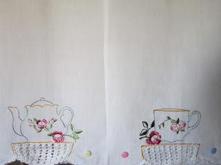 Relevant Tea Leaf Tea Towels