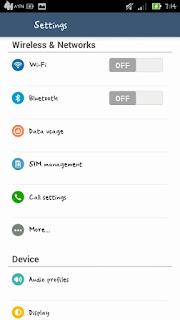 [ROM] HydroFAP 2.0 Beta for Cherry Mobile Flare S3 Quadcore (v1.03) Screenshots