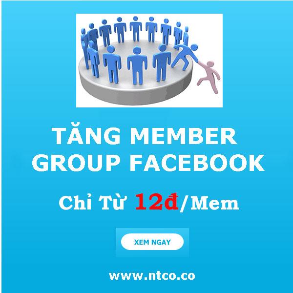 tăng thành viên group facebook mới nhất