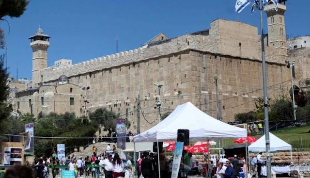 Israel Larang Kumandang Azan di Masjid Ibrahimi