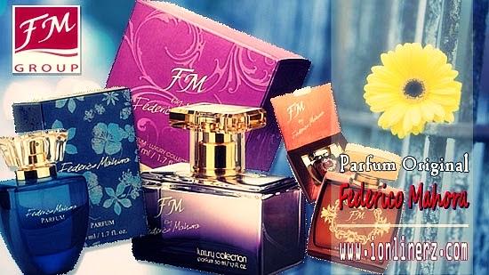 Jual Parfum Original Import Eropa - Distributor FM GROUP Murah Jakarta