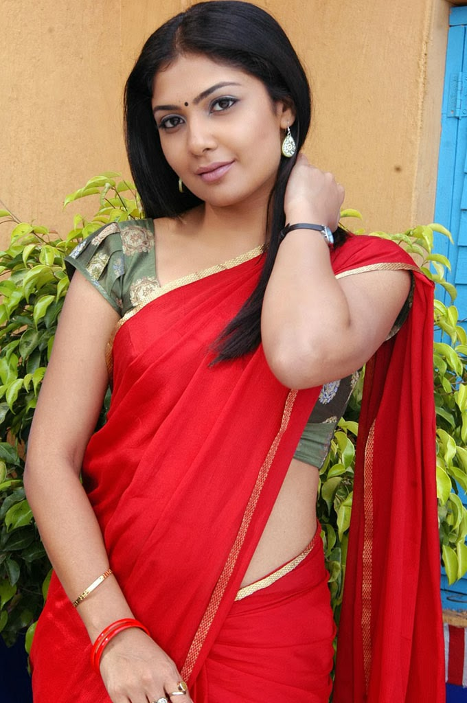 Actress « Kamalinee mukherji « Saree photo session