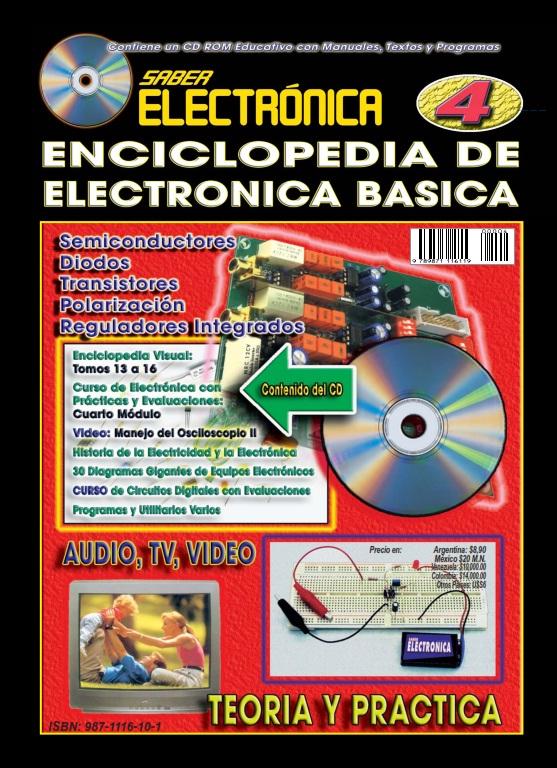 Magnodescargas curso de electr nica b sica de saber for Curso de cocina basica pdf
