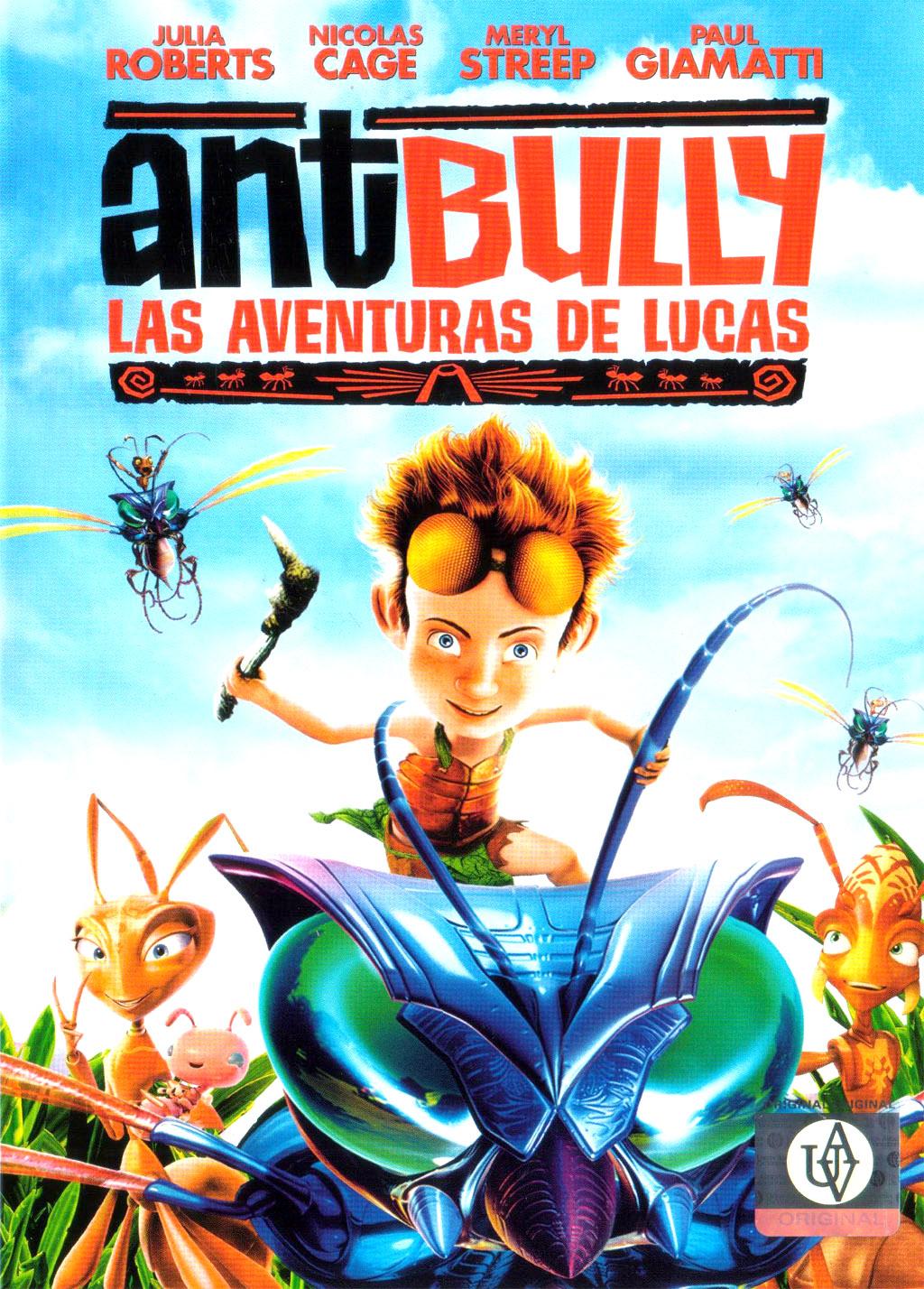Ant Bully Las Aventuras De Lucas