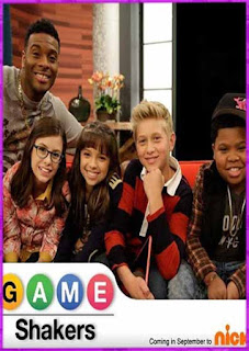 Game Shakers Temporada 1 | DVDRip Latino HD Mega 1 Link