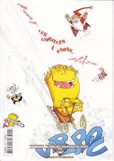 Sammy revient dans...Spirou, numéro 3427, année 2003