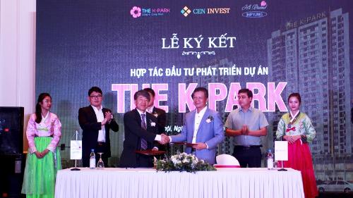 Chủ đầu tư dự án The K-Park Hà Đông