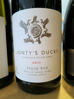 Avondale Jonty's Ducks Pekin Red 2011 - WO Paarl, South Africa (88+ pts)