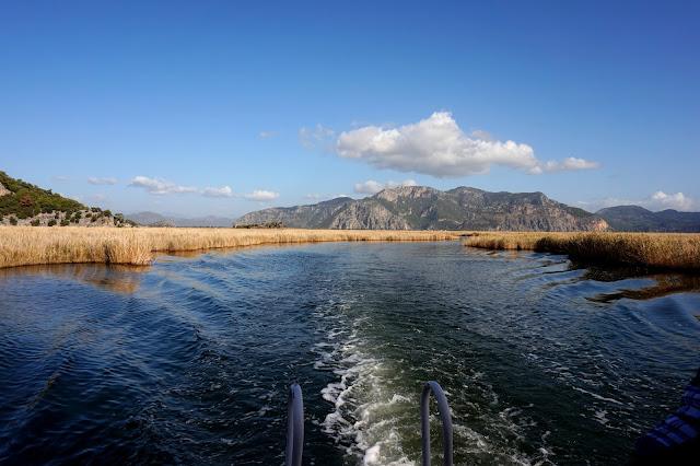 Dalyan boat rides Turkey