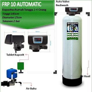 Filter Air Otomatis Backwash