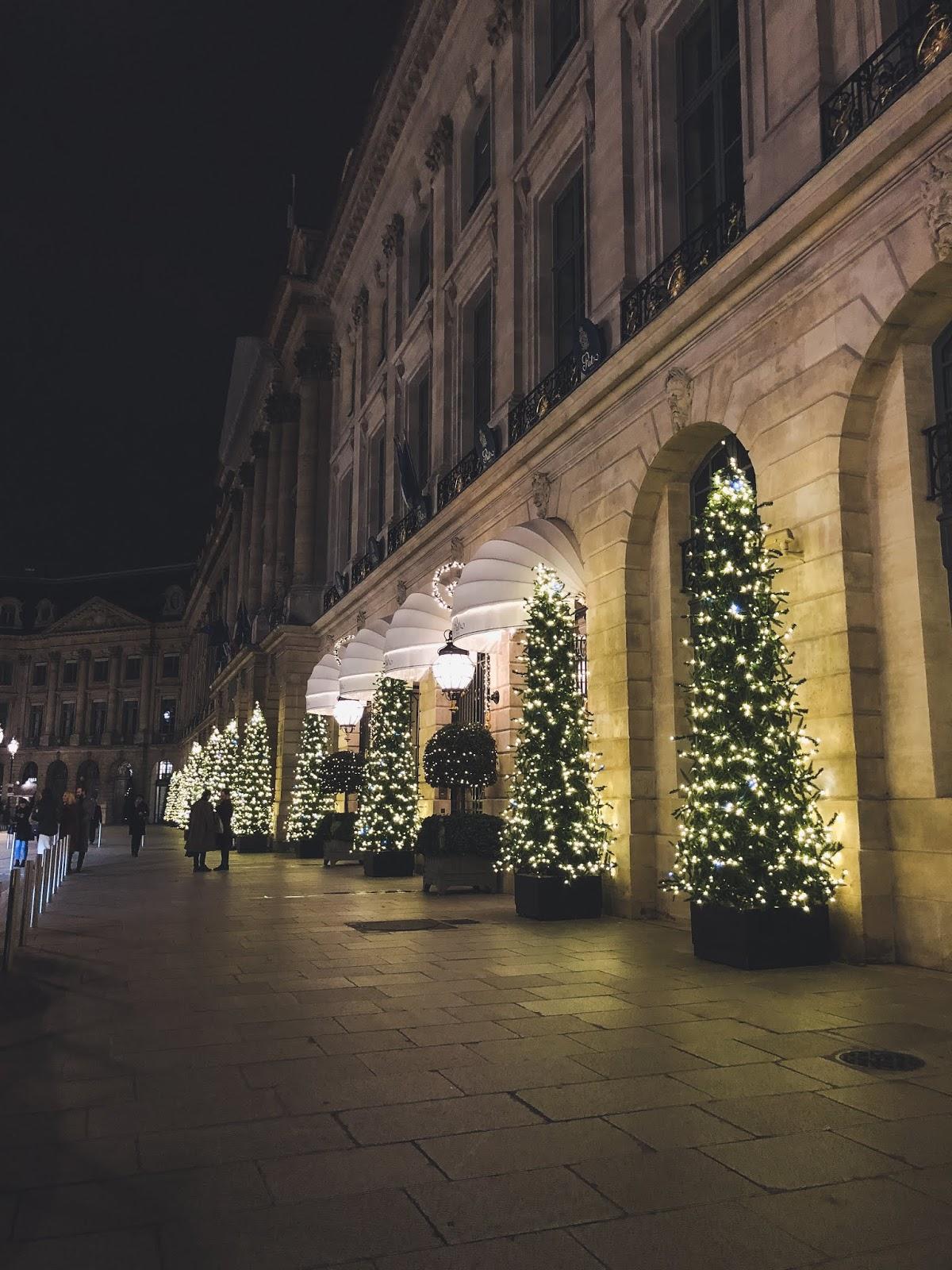 Le Ritz Palace à Paris