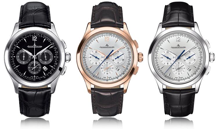 092d8cb50cd Chegado(s) ao mercado - relógio Jaeger-LeCoultre Master Chronograph