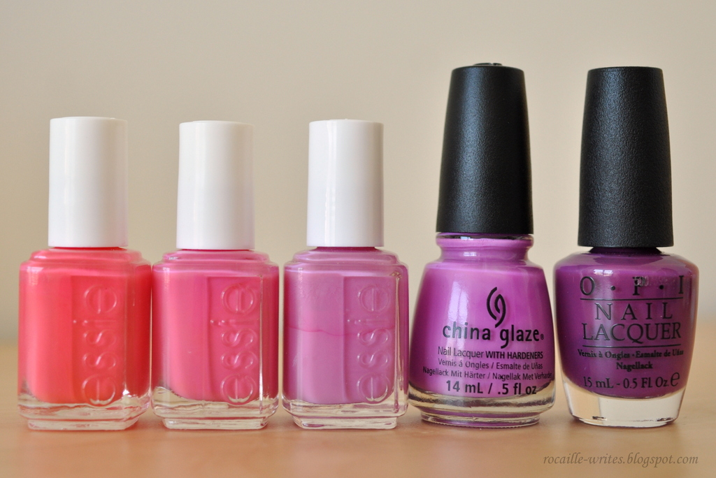 Rocaille Writes: My Nail Polish Collection and One Last Declutter
