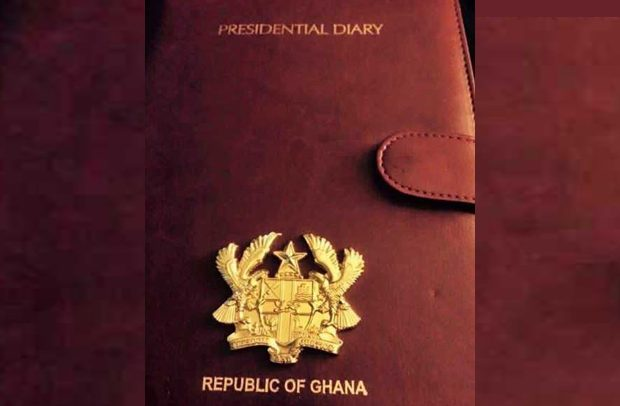 Flagstaff House Orders 2017 Presidential Diary