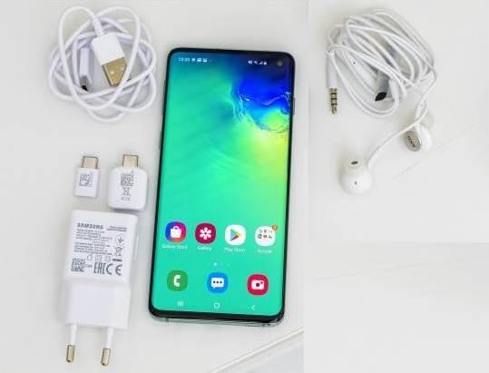 Spek Dan Harga Hp Samsung Galaxy S10 Ram 8gb Ime Android