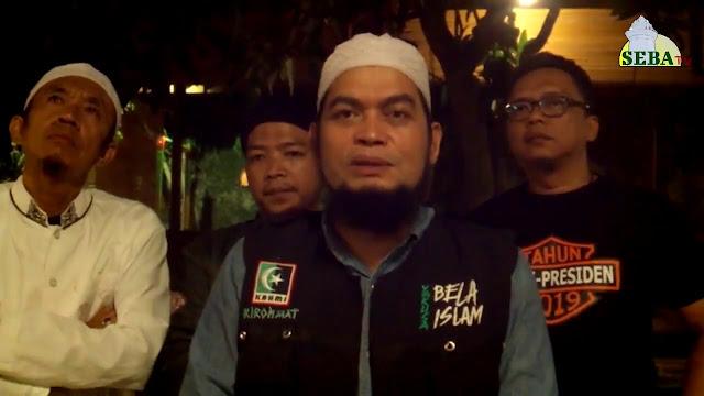 Ditolak Pemkot, Deklarasi #2019GantiPresiden Geser ke Banten Lama