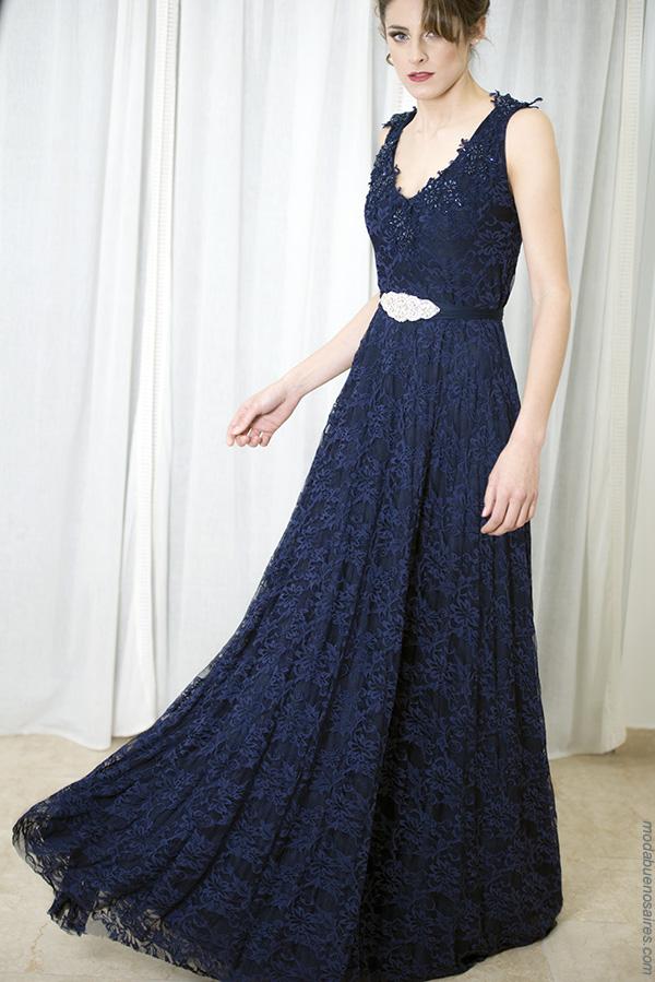 Moda 2018 | Vestidos de fiesta 2018 en la primavera verano de Empatía Diseño Independiente.