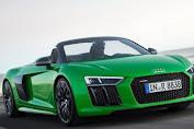 Audi R8 V10 Plus Spyder: Tony Stark Approved!