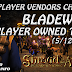 Shroud Of The Avatar Market Watch - Bladewyke Player Owned Town, 10 Player Vendors Found