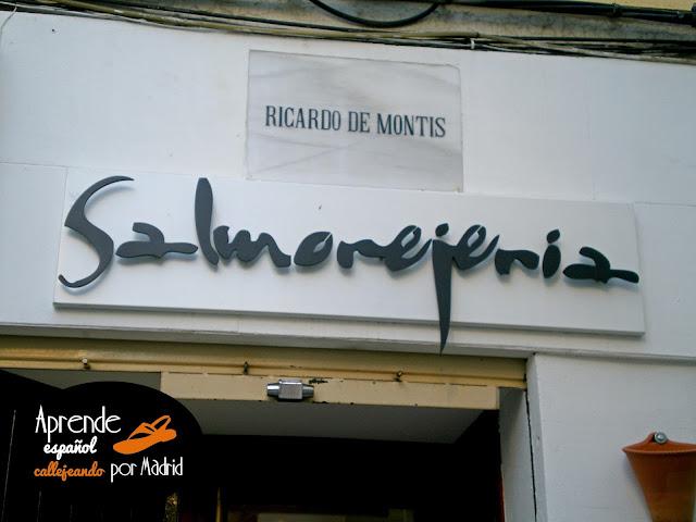 Salmorejería de Córdoba