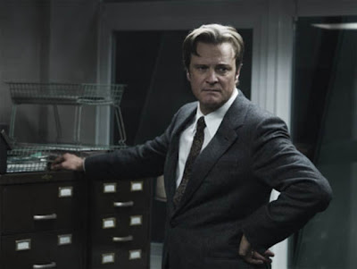 Colin Firth - TDame König As Spion