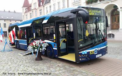 Nowy Solaris Urbino 12, MZK Wejherowo