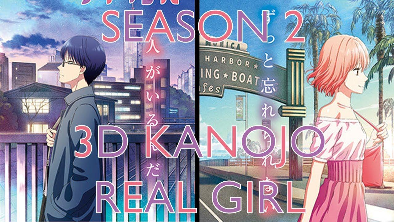 Unduh 3D Kanojo: Real Girl Season 2 Lengkap Subtitle