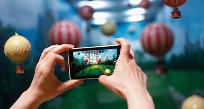 Tips memfoto dengan kamera ponsel