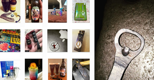 10 Contoh Desain Alat Pembuka Botol Minuman Lucu Yang Kreatif, Unik Dan Paling Menarik