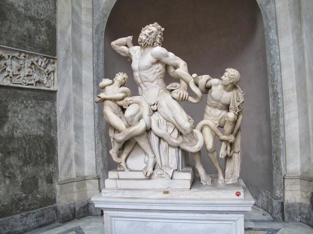 Virtual Postcard Musei Vaticani