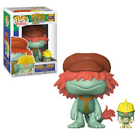 Pop! Television: Fraggle Rock Mokey with Doozer