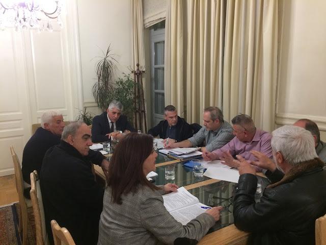 Συνεργασία Περιφέρειας Πελοποννήσου – ΦΟΔΣΑ για την υλοποίηση του έργου της ολοκληρωμένης διαχείρισης των απορριμμάτων