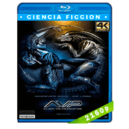 Alien vs. Predator (2004) 4K UHD Audio Dual Latino-Ingles