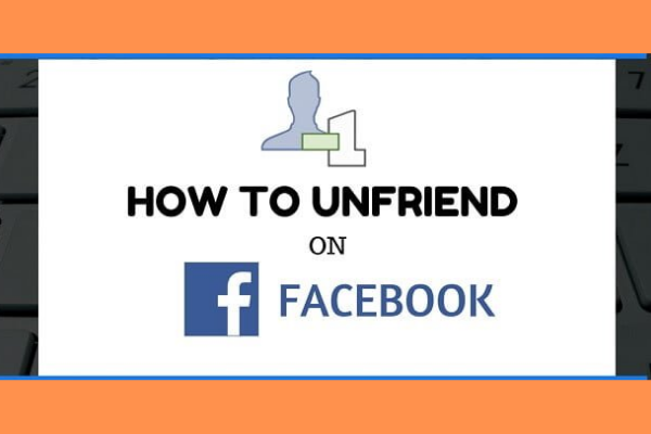 Unfriending Someone On Facebook