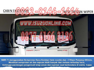 ISUZU ELF NMR 71