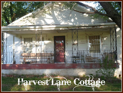 A Thrifty Week at Harvest Lane Cottage