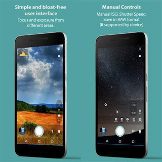 Aplikasi Edit Foto Melayang Android Footej Camera