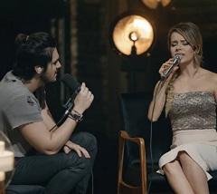 Luan Santana faz parceria com Sandy
