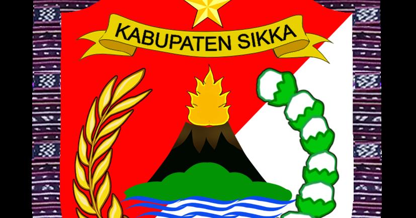 Kepulauan Ntt Arti Logo Kabupaten Sikka