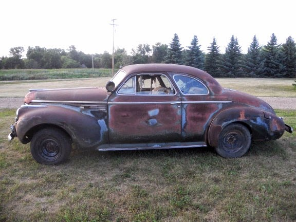 Rodcitygarage 1940 Buick Special Coupe