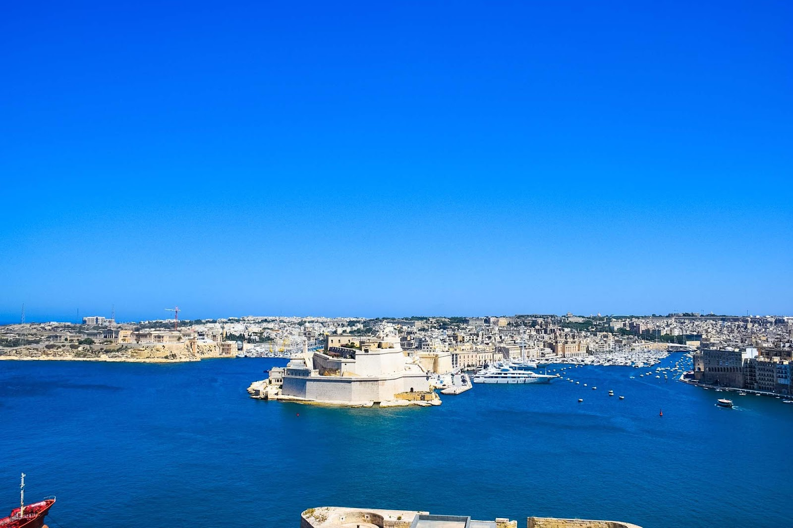 port of valletta