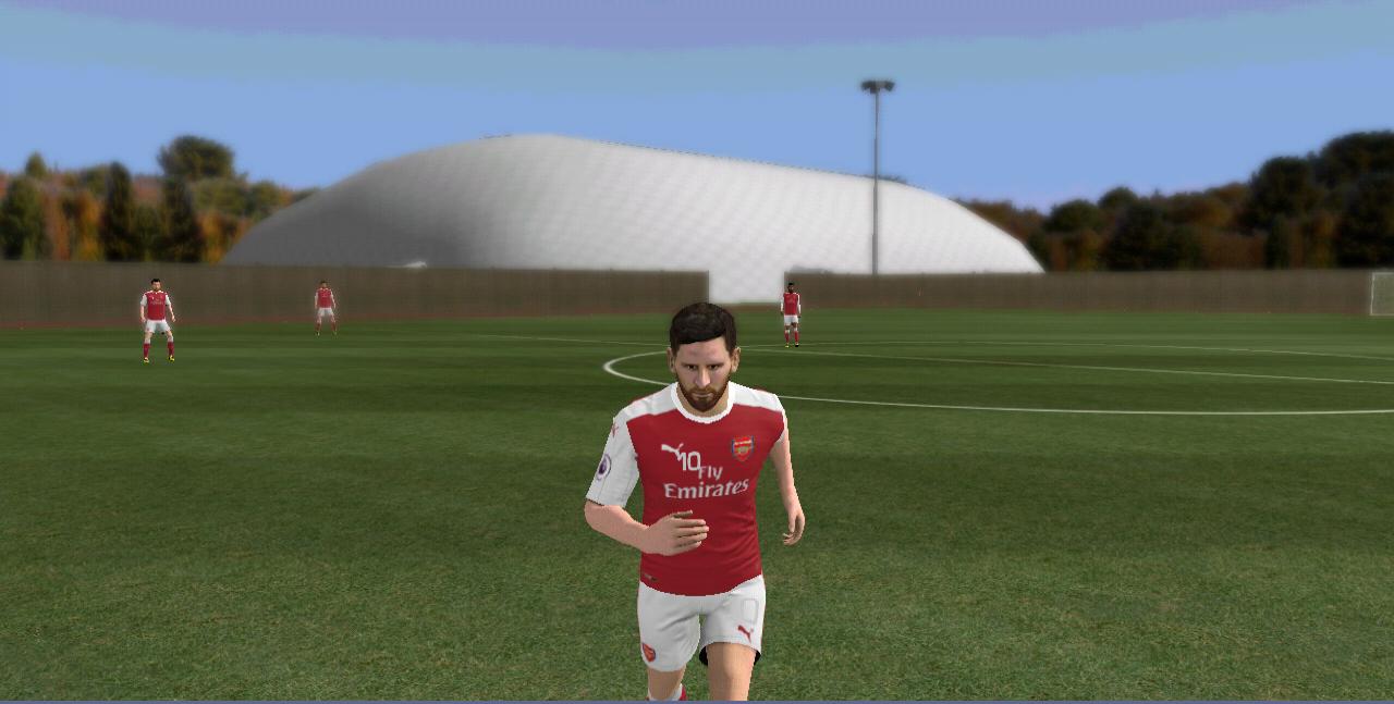 Arsenal Dls 17 Kit Screenshot