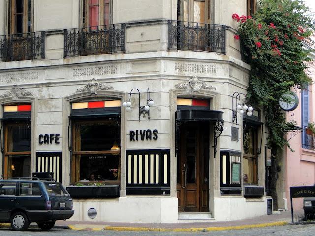 Restaurantes em San Telmo