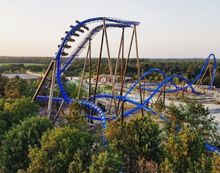 Toverland's Fenix is Testing!