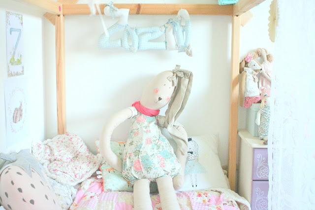 inspiracje na pokój dziewczynki