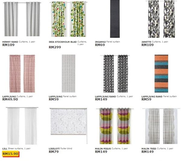Berhari Raya Dengan Barangan Ikea Dekorasi Halaman Rumah