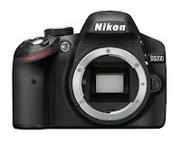 Nikon D3200 SLR