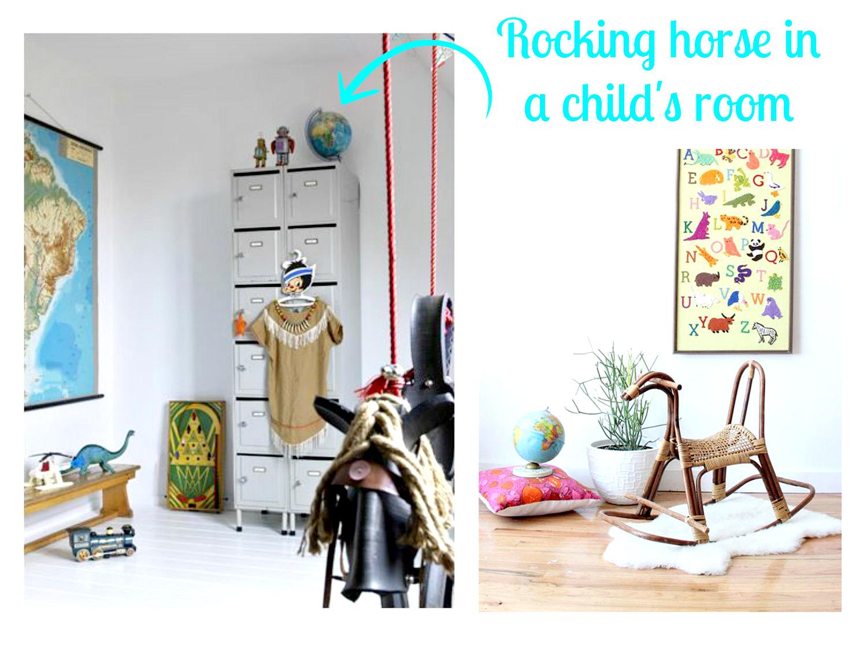 rocking horse for children