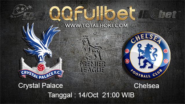 PREDIKSIBOLA - PREDIKSI TARUHAN BOLA Crystal Palace VS Chelsea  14 OCTOBER 2017 (EPL)