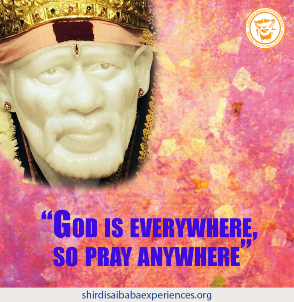 Prayer Request For Marriage - Anonymous Sai Devotee